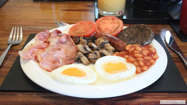 Full Scottish Breakfast